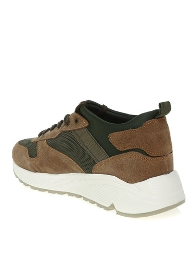National Geographic Sneakers Kahve